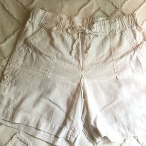 Joe Fresh - White Shorts